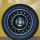 Renault Twingo (035) 5.5x14 ET36 4x100 60mm Michelin 155/65 R14 (DOT3001) 7000ft