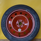 Renault Grand Espace (005) 5.5x17 5x108 60mm Continental 185/60 R17 (DOT1902) 10000ft