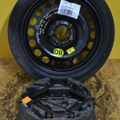Opel Szettben(054)4x16 5x110 65mm ET41 Continental 115/70-16(DOT1108) 25000ft