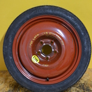 Saab-Opel (060) 4x16,ET43,5x110,65mm, Continental 115/70R16,(DOT 1502) 15000ft